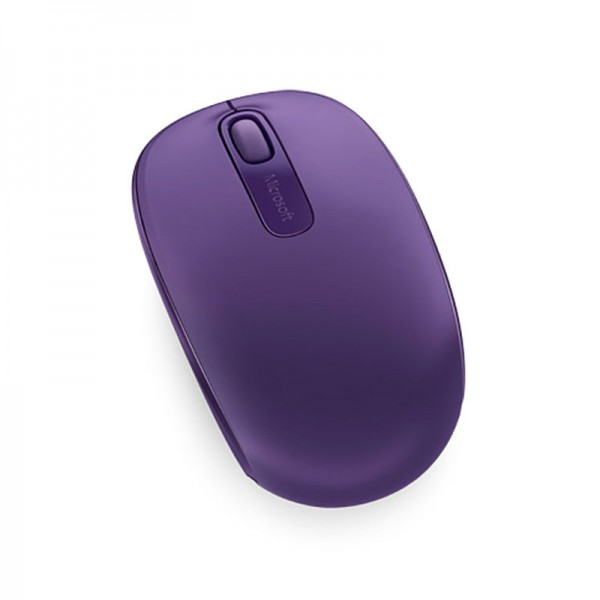 Microsoft Wireless Mobile Mouse 1850 - Lila - Inalámbrico - Plug and Go