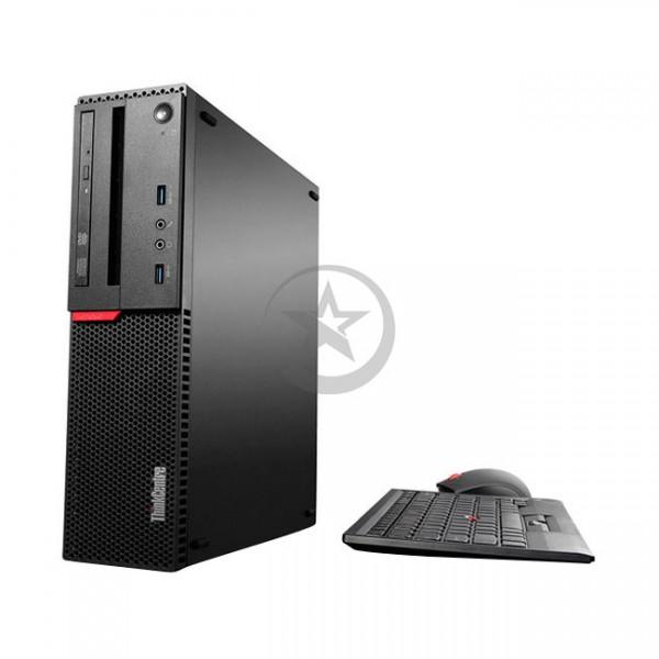 PC Lenovo ThinkCentre M900 SFF, Intel Core i5-6500 3.2GHz, RAM 4GB, HDD 500GB, DVD, Windows 10 Pro