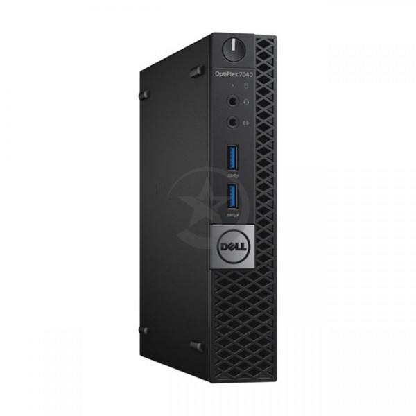 PC Dell OptiPlex 7040 Micro Intel Core i7-6700T 2.8GHz (vPro) RAM 8GB, SSD 512GB, Windows 10 Pro