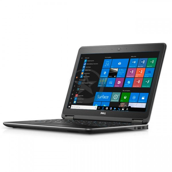 "Ultrabook Dell Latitude E7270-UP, Intel Core i7-6600U 2.6GHz, RAM 16GB, SSD 512GB, LED 12.5"" Full HD, Windows 10 Pro"