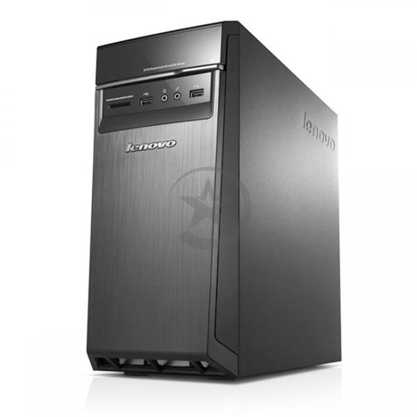 PC Lenovo IdeaCentre 300-20ISH, Intel Core i7-6700 3.4GHz, RAM 12GB, HDD 1TB, Video 2GB Nvidia GT730, DVD, WiFI, BT, Windows 10 Home + Monitor Lenovo ThinkVision E2054