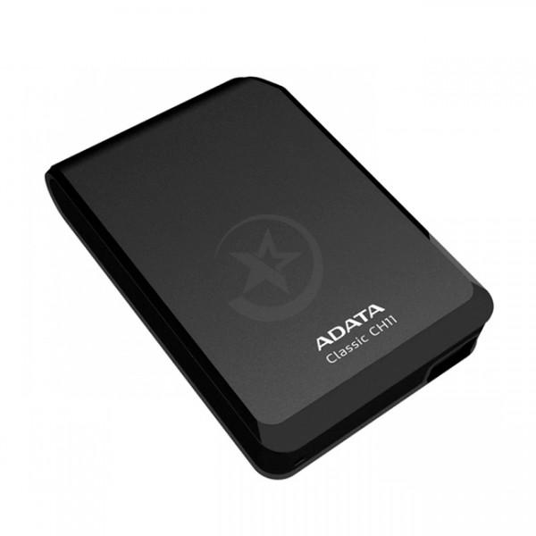 "Disco duro externo ADATA 500GB Classic CH11 Negro 2.5"""