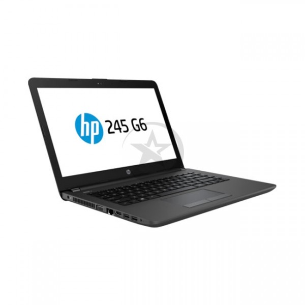 "Laptop HP 245 G6, AMD E2-9000e 1.5GHz, RAM 4GB, HDD 500GB, LED 14"" HD"