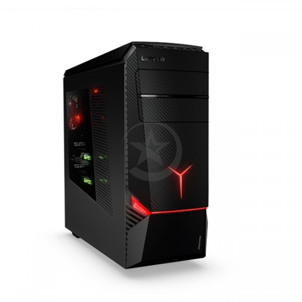 PC Lenovo IdeaCentre Y900-34ISZ Gaming, Intel Core i7-6700K 4.0GHz, RAM 16GB, HDD 2TB + SSD 256GB PCle, Video 4GB Nvidia GeForce GTX 980, Wi-FI, DVD, Win 10 Home