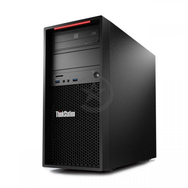 PC Lenovo ThinkStation P310, Intel Core i7-6700 3.4GHz, RAM 16GB, SSD 512GB + HDD 2TB, Video 5GB Nvidia Quadro P2000, DVD-RW, Win 10 Pro