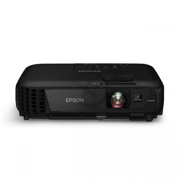 Proyector Epson PowerLite S31+ 3LCD 3200 lumens, resolución SVGA 800x600, HDMI