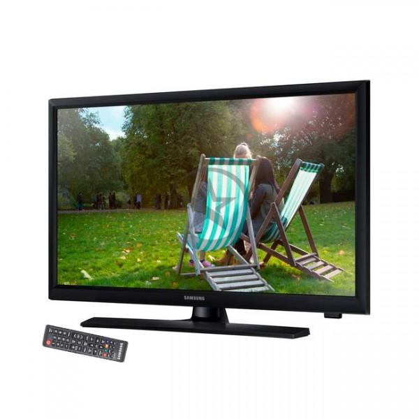 """Monitor - TV Samsung T24E310ND 23.6"""", HD (1366x768), HDMI, altavoces , con Modo Sport, control remoto."""