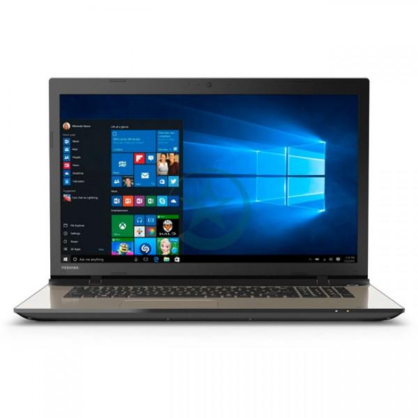 """Laptop Toshiba Satellite L75-C7136U, Intel® Core™ i5-6200U 2.3GHz, RAM 8GB, HDD 1TB, DVD, 17.3"""" HD, Windows 10"""