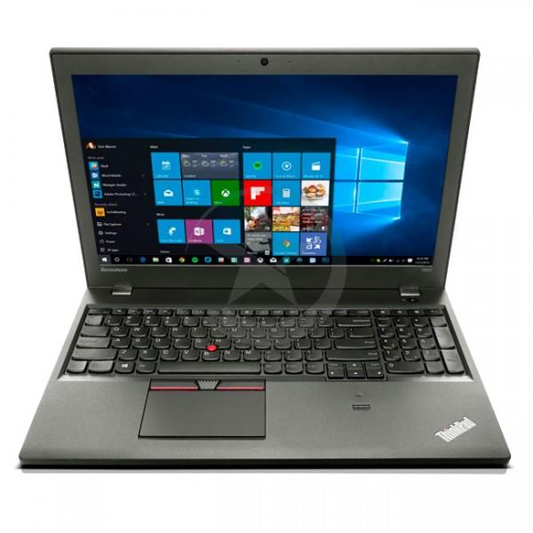"Ultrabook Lenovo ThinkPad T550 lntel Core i7-5600u 2.6GHz, RAM 8GB, SSD 256GB ,LED 15.6"" HD, Win 10 Pro Eng"