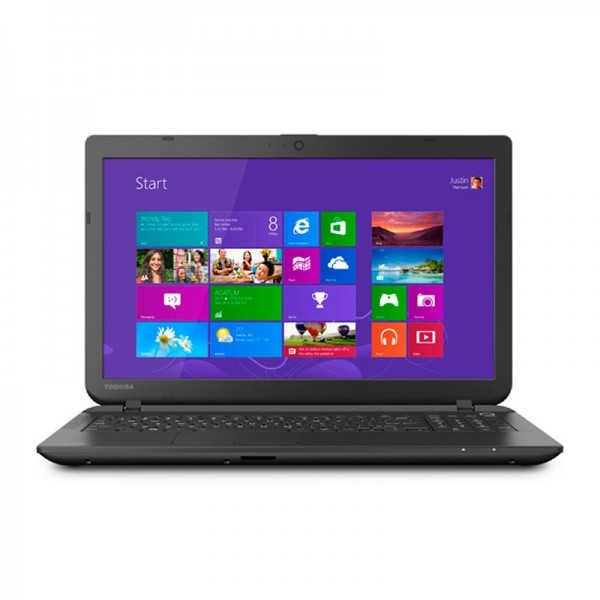 "Laptop Toshiba Satellite C55-B5212KL Intel Dual Core N2830 2.1GHz, RAM 4GB, HDD 500GB, DVD, 15.6"" HD"