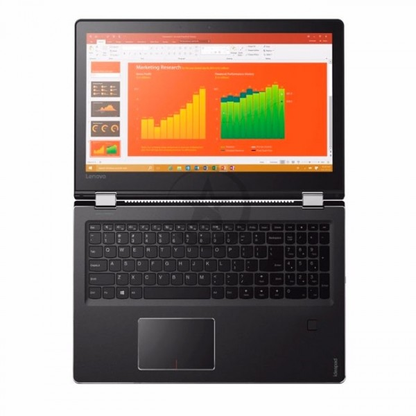 "Laptop convertible Lenovo Flex 4 15- 2-IN-1, Core i7-7500U 2.70GHz, RAM 16GB, SSD 512GB, Video 2GB AMD R7-M460, LED 15.6"" Full HD Touch, Win 10 eng"