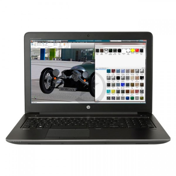 "Laptop HP ZBook 15 G4 Mobile Workstation Intel Xeon E3-1505M v6 3.0GHz, RAM 16GB, HDD 1TB + Sólido SSD PCIe de 256 GB, Video 4GB Nvidia Quadro M1200, LED 15.6"" Full HD, Windows 10 Pro"