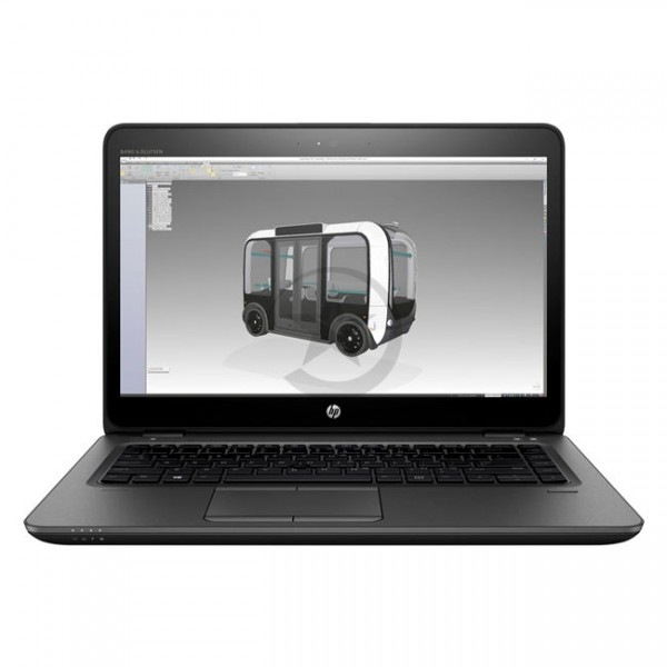 "Laptop HP ZBook 14U G4 Mobile Workstation, Intel Core i5 7200U 2.5GHz, RAM 8GB, SSD 256GB, Video 2GB AMD FirePro W4190M, LED 14"" HD, Windows 10 Pro"
