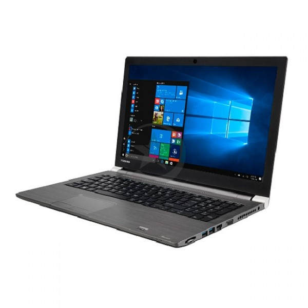 "Laptop Toshiba Tecra A50-E, Intel Core i7-8550U 1.8GHz, RAM 16GB, Sólido SSD 512GB, DVD, LED 15.6"" HD, Windows 10 Pro"