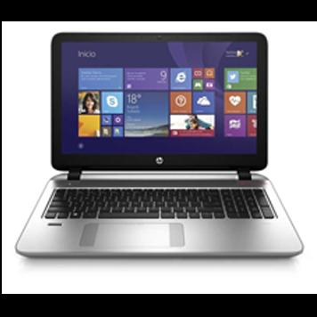 """Laptop HP Envy 15-K050LA Intel Core™ i7-4510U 2.0GHz, RAM 16GB, HDD 1TB, NVIDIA GT 840M 2GB, DVD, 15.6"""" Full HD, Win 8.1"""