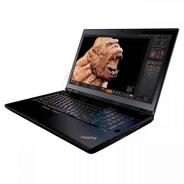 "Laptop Workstation Lenovo ThinkPad P70, Intel Xeon E3-1505M v5 2.8GHz, RAM 32GB, SSD 512GB + HDD 1TB, Video 4GB Quadro M3000m, LED 17.3""  Full HD, Windows 10 Pro SP"