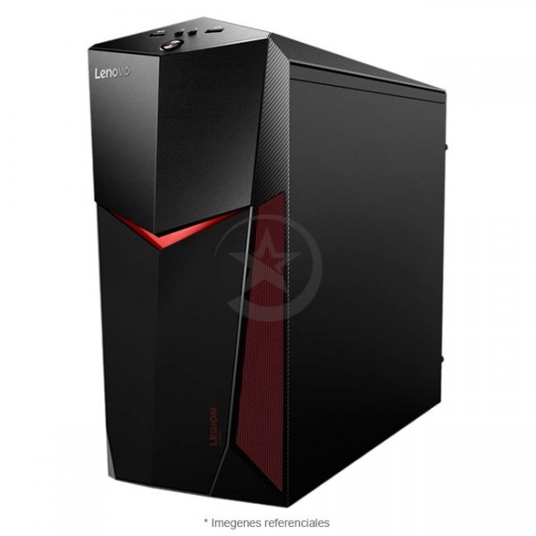 PC Lenovo Legion Y520T-25IKL Gaming, Intel Core i7-8700 3.2GHz, RAM 16GB, HDD 1TB + Sólido SSD 128GB, Video 3GB Nvidia GTX 1060, Wi-FI, DVD, Windows 10 Home