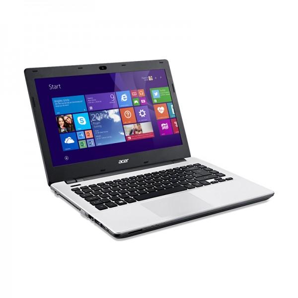 Laptop Acer Aspire  E5-411-C1H9, Intel Celeron N2920 1.8GHz, RAM 4Gb, HDD 500Gb, DVD, LED 14'' HD , Windows 8.1