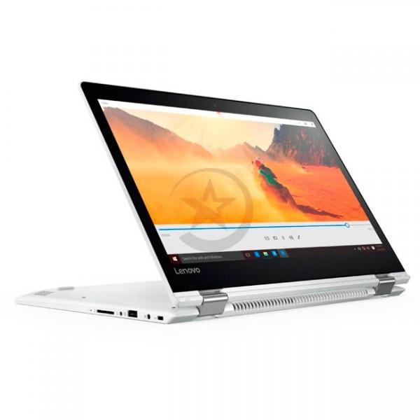 "Convertible Lenovo Yoga 510-14ISK, Intel Core i3-6006U 2.0GHz, RAM 4 GB, HHD 1TB, LED 14"" HD Táctil, Windows 10 Home"