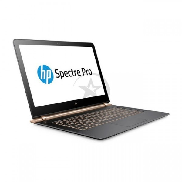 Ultrabook HP Spectre Pro 13 G1, Intel Core i7-6500U 2.5GHz, RAM 8GB, SSD 512GB PCIe NVMe, LED 13.3'' Full HD, Windows 10 Pro