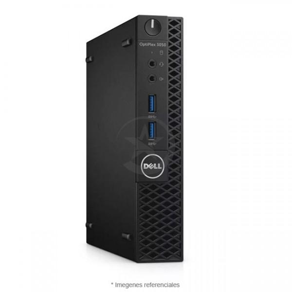 PC Mini-micro Dell OptiPlex 3050, Intel Core i5-7500T 2.7GHz, RAM 4GB, HDD 500GB, Windows 10  Pro