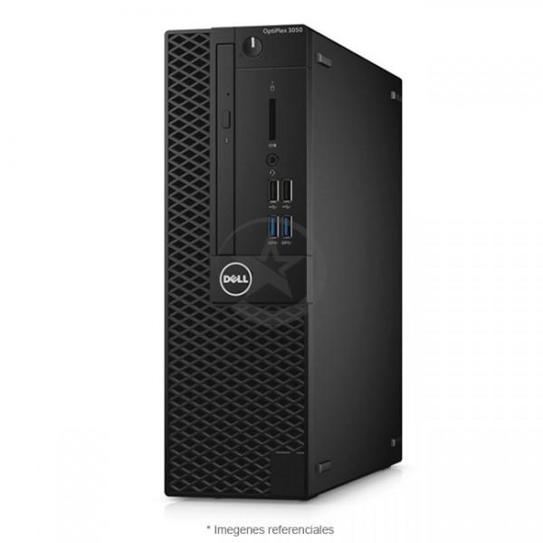 """PC Dell OptiPlex 3050 SFF Intel Core i5-6500 3.2GHz, RAM 4GB, HDD 1TB, DVD+RW, Windows 10  Pro + Monitor DELL E1916H de 18.5"""""""