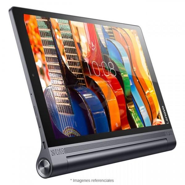 "Tablet Lenovo yoga Tab 3 Pro, Intel® Atom™ X5 Z8550 Quad-Core 1.44 GHz , RAM 4GB, Almacenamiento 64GB, Multi Touch 10.1"" QHD (2560x1600), Android 6.0 + modo proyector"