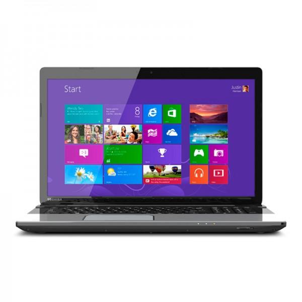 """Laptop Toshiba Satellite L75-B7340, Intel Core i7-4710HQ 2.5GHz, RAM 8GB, HDD 1TB, DVD, 17.3"""" HD, Win 8.1"""