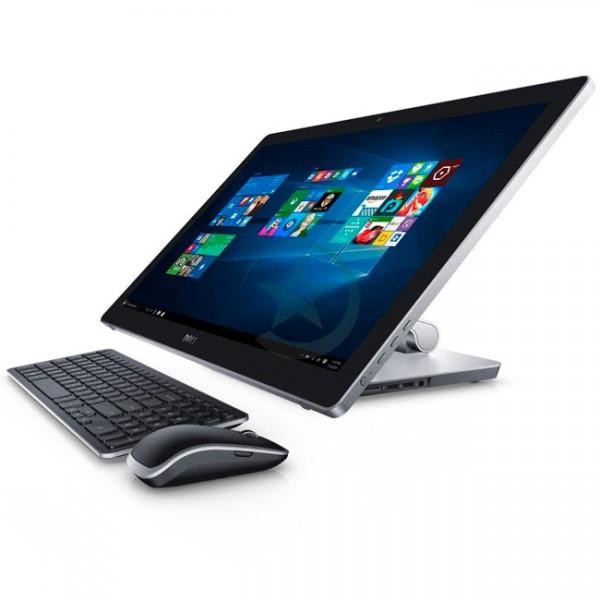"PC Todo en Uno Dell Inspiron 24-7459  Intel Core i7-6700HQ 2.6GHz, RAM 16GB, HDD 1TB + 32GB SSD, Video 4GB Nvidia, LED 23.8"" Full HD Touch, Win 10"