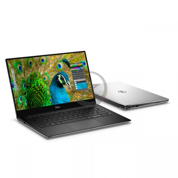 "Ultrabook Dell XPS 13 9360 Intel Core i7-8550U 1.8GHz, RAM 16Gb, SSD 512GB PCIe NVMe, LED 13.3"" UltraSharp QHD+ InfinityEdge Touch, Windows 10"