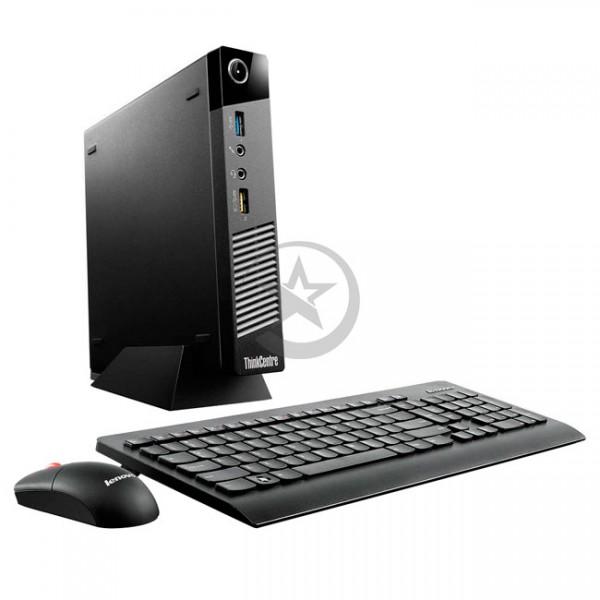 CPU Mini-Micro Lenovo ThinkCentre M83 TINY   Intel Core i5 4590T 2.0GHz, RAM 4GB , HDD 500GB, WiFI, Win 8.1 Pro