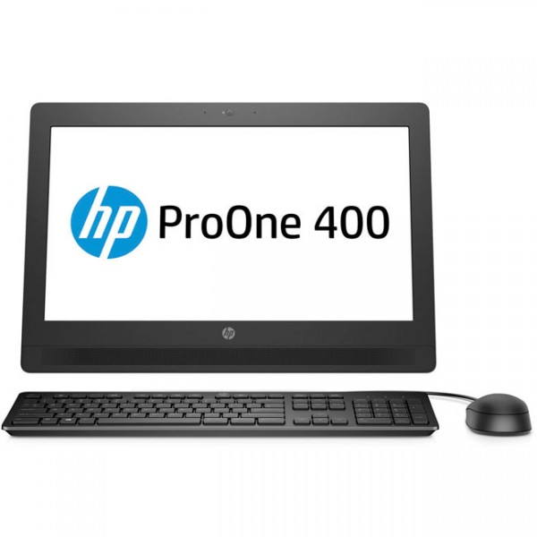 "PC Todo en Uno HP ProOne 400 G2, Intel Core i3-6100T 3.2 GHz, RAM 8GB, HDD 500GB, WiFI, DVD, LED 20"" HD"