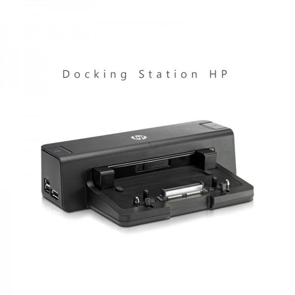 Docking Station HP A7E33AV, Base de acoplamiento, 90W