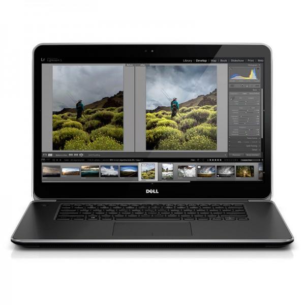 "Laptop Dell WorkStation Precision M3800 Intel Core i7-4702HQ 2.2 GHz, RAM 16GB, SSD 256GB+HDD 1TB, Video 2GB Quadro K1100, 15.6""QHD, Touch, Win 8 Pro"