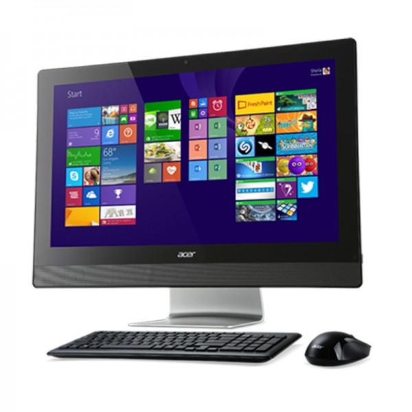 "PC Todo en Uno Acer Aspire AZ3-615-UB16, Intel Core i3-4130T 2.90GHz, RAM 8GB, HDD 1TB, LED 23"" FullHD Touch Screen, Windows 8.1"