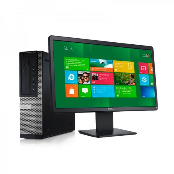 PC Dell OptiPlex 7010 Intel Core i5 3470 3.2GHz