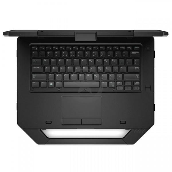 "Laptop Dell Latitude 14 5414 RUGGED (Robustecida) Intel Core i5-6300U 2.4GHz, RAM 8GB, SSD 256GB, DVD-RW, Pantalla 14"" HD, Windows 10 Pro"