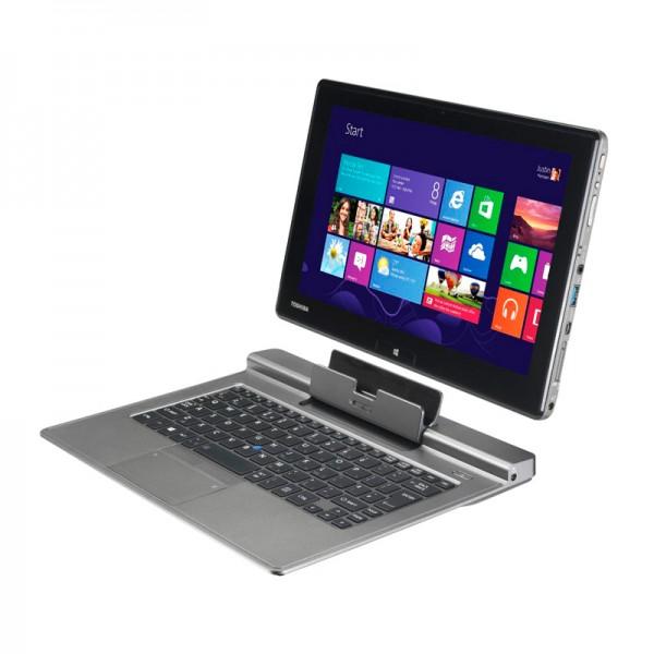 "Laptop Convertible Toshiba Portege Z10T A1102L Intel Core i5-4300Y(vPro) 1.60 GHz, RAM 4GB, SSD 128GB, LED 11.6"" FHD Touch, Win 8.1 Pro"