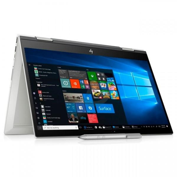 "Convertible HP ENVY x360 15-cn0002la, Intel Core i7-8550U 1.8GHz, RAM 12GB, HDD 1TB+SSD 128GB, Video 4GB Nvidia Geforce MX150, LED 15.6"" Full HD Táctil , Windows 10 Home SP"