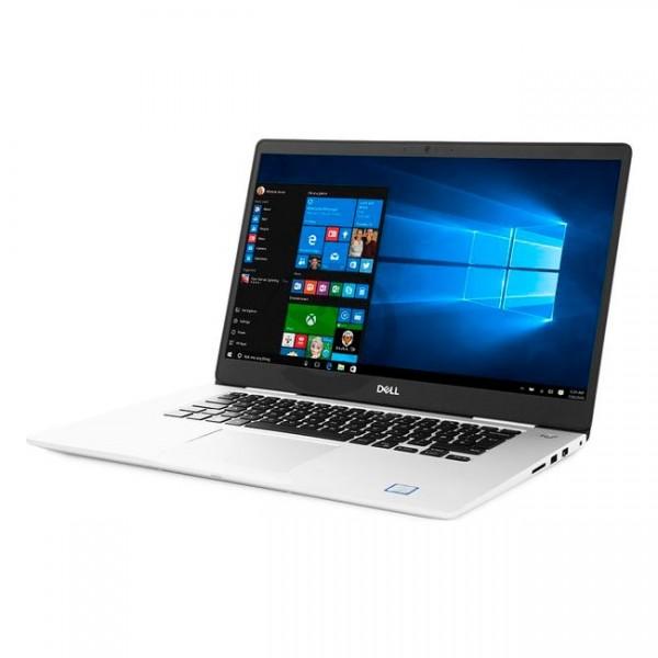 "Laptop Dell Inspiron 15-7570, Core i7-8550U 1.8GHz, RAM 16GB, HDD 1 TB + Sólido SSD 512GB, Video 4GB  Nvidia 940MX, LED 15.6"" Full HD Touch, Windows 10 ENG"