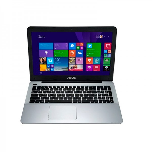 "Laptop ASUS X555LN Intel Core i7-4510U 2.0 GHz, RAM 8GB, HDD 1TB, Video NVidia GT 840M 2GB, DVD, 15.6"" HD, Windows 8.1"