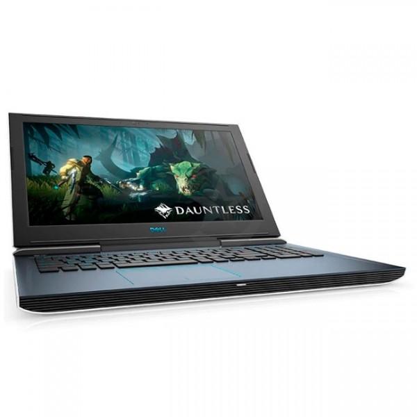 "Laptop Dell G7 15 7588 Gaming, Intel Core i7-8750H 2.2GHz, RAM 16GB, HDD 1TB+SSD 128GB, Video 6GB Nvidia GTX-1060, LED 15.6"" Full HD, Windows 10 SP"