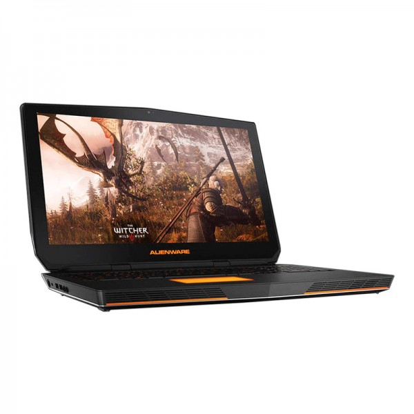 """Laptop Dell Alienware 17 Intel Core i7-6700HQ 2.6GHz, RAM 16GB, HDD 1TB + SSD 128GB, Video 3GB GTX 970, WLED 17.3""""Full HD, Windows 10"""