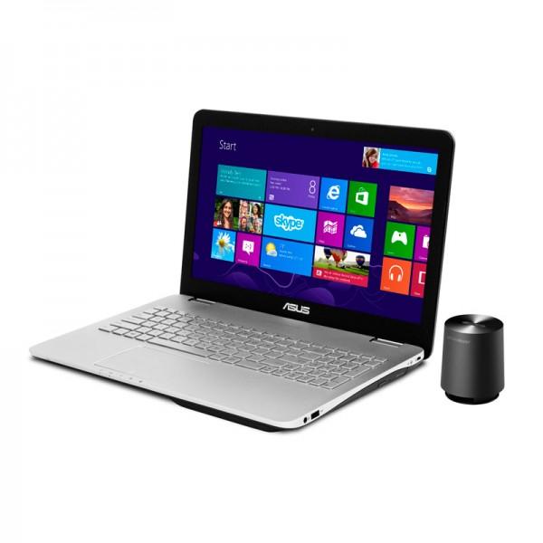 """Laptop Asus N551JK Intel Core i7-4710HQ 2.5 GHz, RAM 16GB, HDD 1TB, Video NVidia GTX 850M 4GB, BluRay,15.6""""Full HD, Win 8.1"""