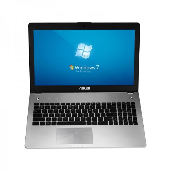 "Laptop Asus N56VZ-S4033X Core i7-3610QM 2.3GHz, RAM 8GB, HDD 750GB, Blu-ray, Video 2GB , LED 15.6"" Full HD, Windows 7 Pro"