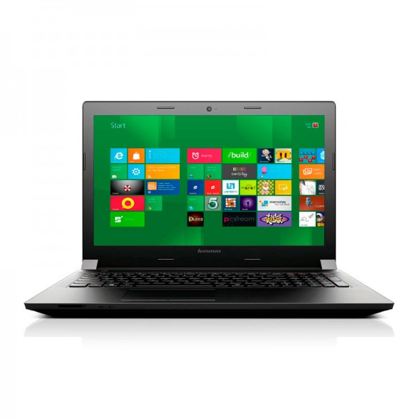"Laptop Lenovo B50-45 AMD Dual Core E1-6010 1.35 GHz, RAM 4GB, HDD 320GB, LED 15.6"" HD, Windows 8.1 Pro"