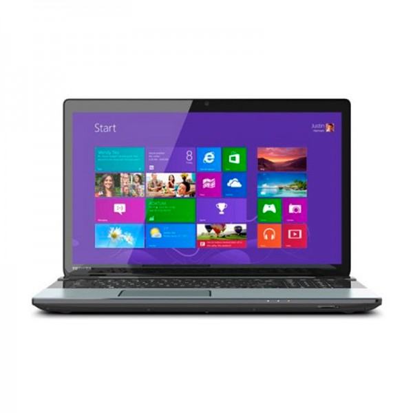 "Laptop Toshiba Satellite S75DT-A7330, AMD Quad-Core A10-5750M 2.5GHz, RAM 12GB, HDD 1TB, DVD, 17.3""HD Touch, Win 8"