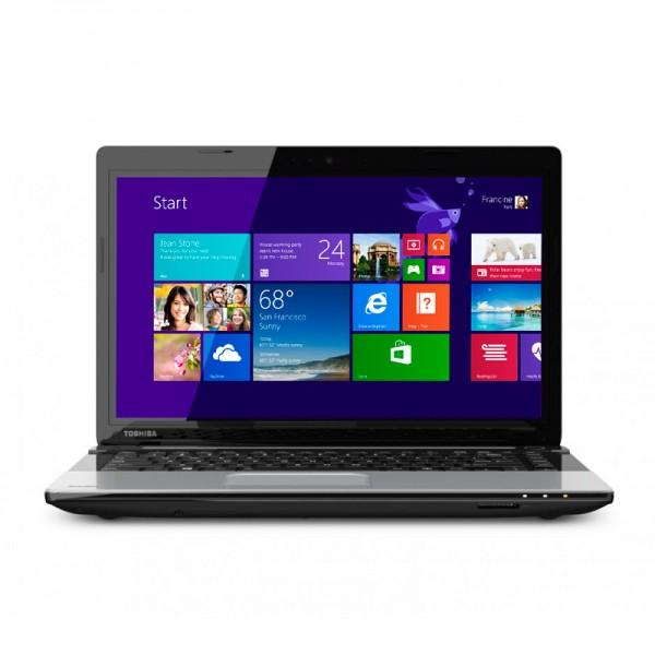 "Laptop Toshiba Satellite C45-ASP4310FL Intel Core i3-3110M 2.4GHz, RAM 4GB, HDD 750GB, DVD, LED 14""HD, Win 8"