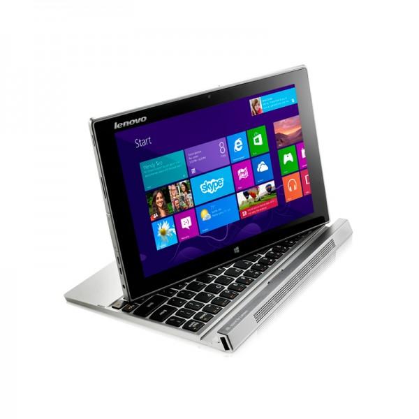Convertible LENOVO Miix 2-11 Core i3-4012Y 1.5GHz, RAM 4GB, SSD 64GB, 2 Camaras, LED 11.6 FullHD, Win 8.1