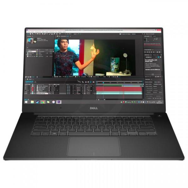 Laptop Dell WorkStation Precision M5510 Intel Core i7-6820HQ 2.3GHz, RAM 16GB , HDD 1TB, Video nVidia Quadro M1000m 2GB, 15.6 plg, Full-HD, Windows 10 Pro